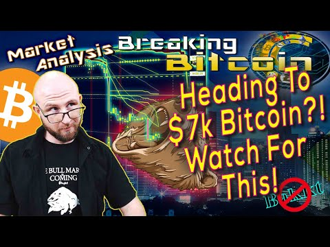 Bitcoin Crash Continues - Is This The End of the Bull Market Or Just A Pullback?