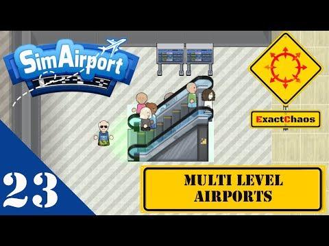 Sim Airport Season 4 -  #23 Airport Cafe