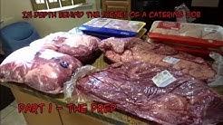 SDSBBQ - BTS of a BBQ Catering Job - Part 1 - The Prep