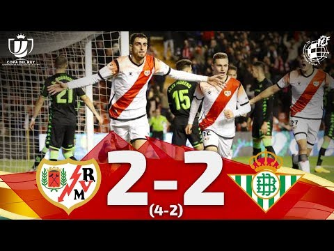 Vallecano Betis Goals And Highlights