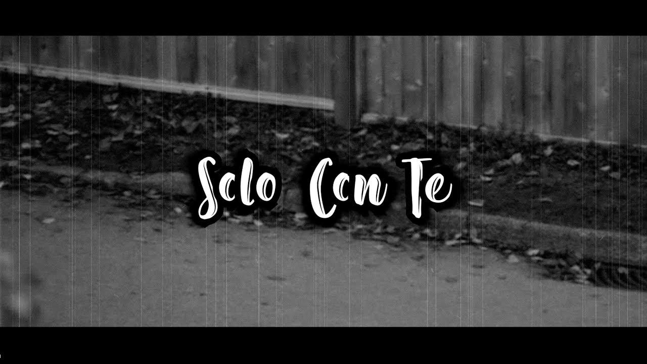 Solo Con Te