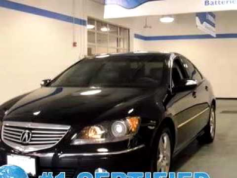 Sold 2005 acura rl base 11377 paragon honda youtube for Paragon honda northern blvd