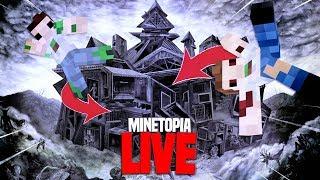 DE AFDELING VOOR GESTOORDE MENSEN!! MINETOPIA LIVE!