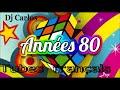 Tubes français des années 80 Dj Carlos amateur