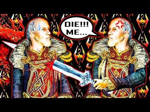 Did Emperor Titus Mede II ASSASSINATE HIMSELF? - Elder Scrolls Detective