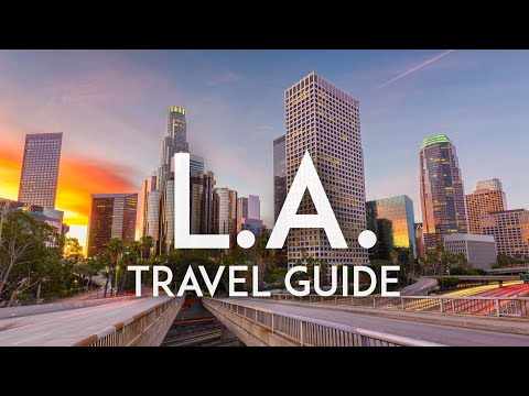 Things to know BEFORE you go to LOS ANGELES - LA Travel Tips 2019