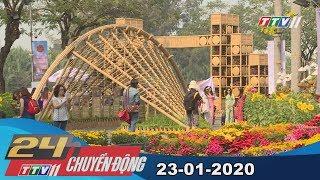 #24hchuyendong #tayninhtv #thoisuhomnay 24h Chuyển động 23-01-2020 | Tin tức hôm nay | TayNinhTV