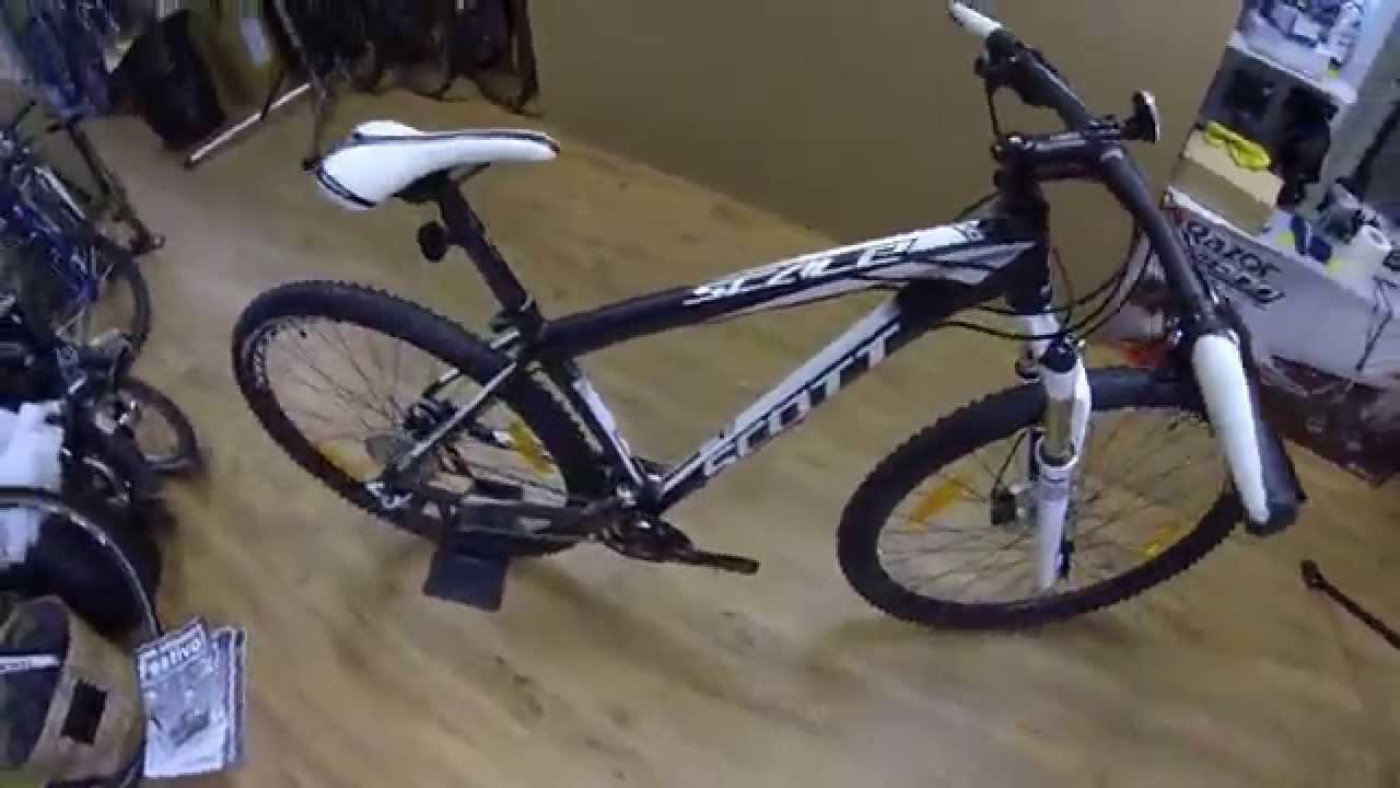 2013 Scott Scale 960 Damian Harris Cycles Youtube
