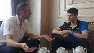 Интервью с Дмитриев Овчаровым (Максим Шмырёв 2014 год)