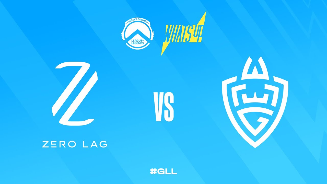 ZRL v WLG   Greek Legends Summer Split 2021 powered by What's Up   Regular Season   Day 9