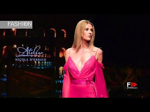 ATELIER NICOLA D'ERRICO Spring Summer 2019 Art Hearts Los Angeles - Fashion Channel
