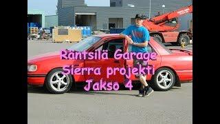 Räntsilä garage: Sierra projekti jakso 4 thumbnail