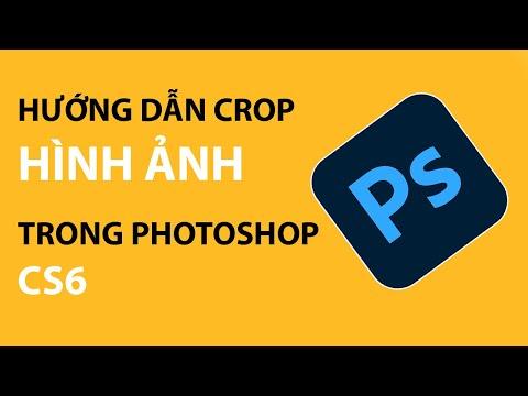 Hướng dẫn crop hình ảnh trong Photoshop   Tự học digital marketing