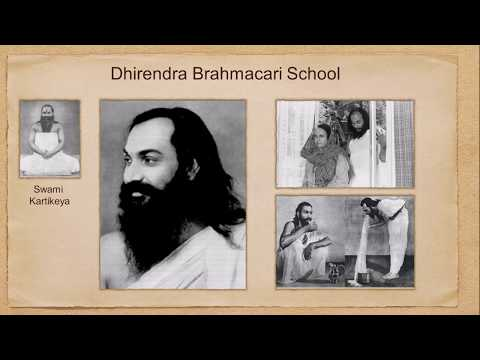 History of Yoga by Andrey Safronov part 19 Dhirendra Brahmacari