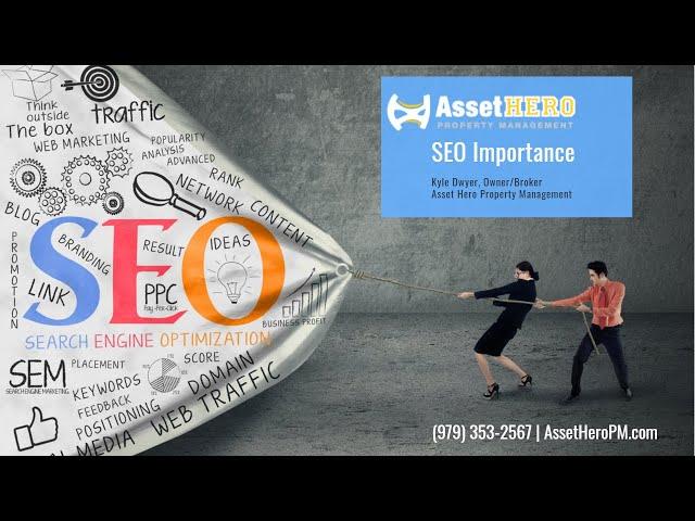 Asset Hero Property Management   SEO Importance