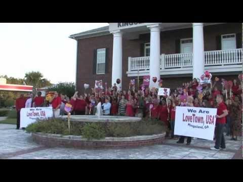 Oprah's Lovetown U.S.A. Kingsland Georgia