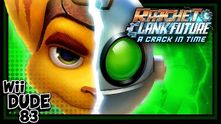 Ratchet & Clank Future: A Crack in Time Review - The End of the Future