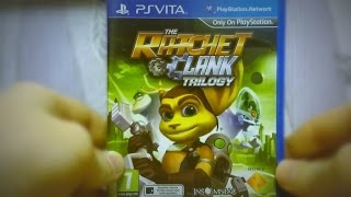 PS Vita - Ratchet & Clank 3 'Up Your Arsenal' Gameplay