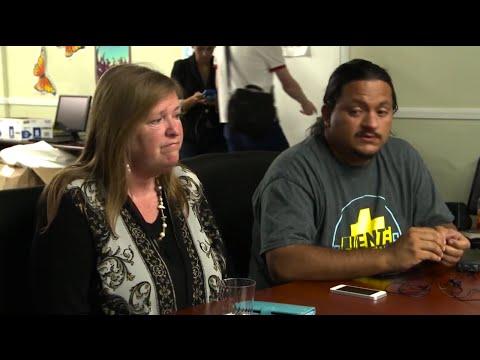 Jane Sanders Visits the Puente Movement