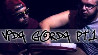 Vida Gorda pt. 1 (Paródia: Racionais MCs - Vida Loka pt. 1) - Comes e Raps