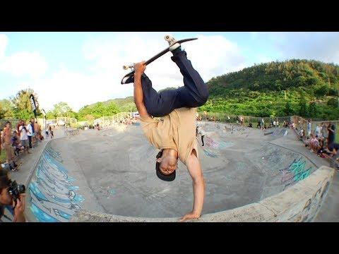 Vans' Duct Tape Skate Jam 2018 Video
