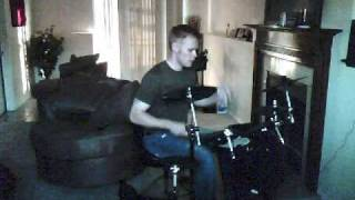 creating something out of nothing only to destroy it drum cover