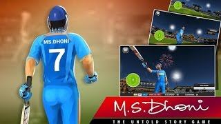(Hindi) M.S Dhoni THE UNTOLD STORY GAME