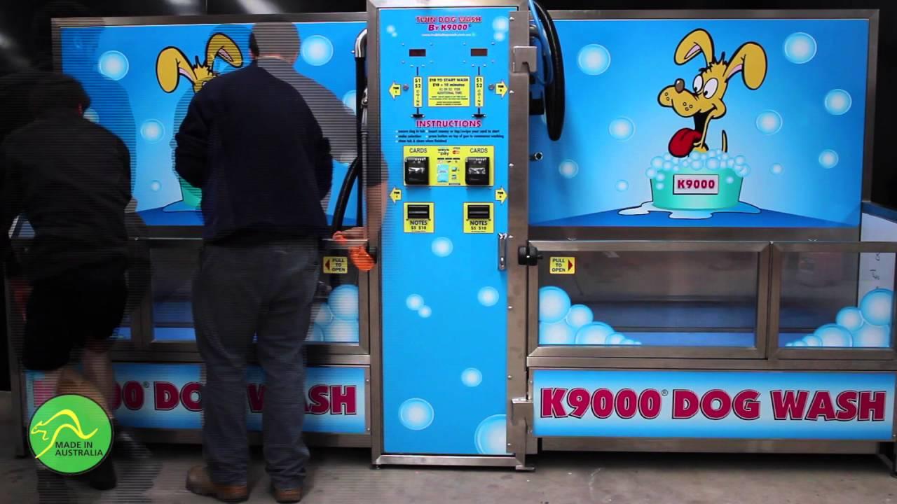 K9000 dog wash an australian made product youtube k9000 dog wash an australian made product solutioingenieria Images