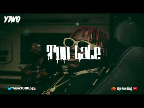 [Free] Lil Yachty x Post Malone Type Beat 2016 | Too Late | Produced By Yayo