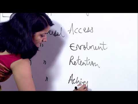 COURSE 501 L 16 Dr Deepti Madhura Universalisation oF Elementary Education