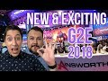 G2E 2018 Ainsworth New & Exciting Slots 🎰