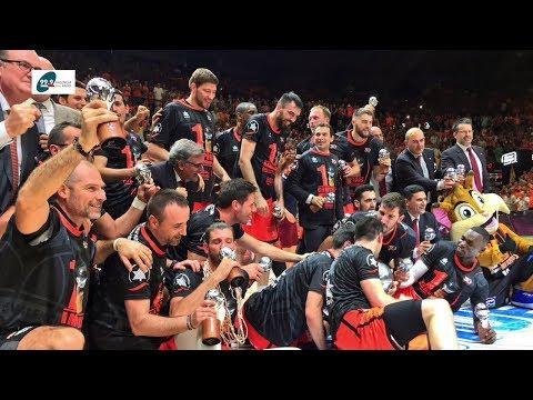 Valencia Basket, Campeones de la Liga Endesa ACB 2017
