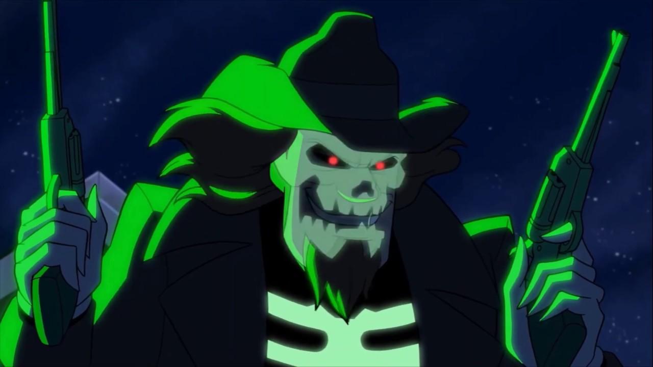 Download Terror Of The Ghost Bandit - Scooby-Doo! Shaggy's Showdown