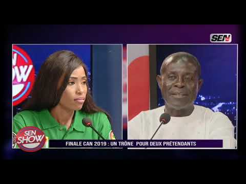 Replay Sen Show: Finale  Sénégal-Algérie CAN Egypte  2019
