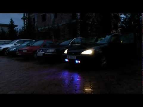 SpeeDriver Albania ... (Police Led in FORD FOCUS) (Vw Passat, Bmw X5, MB ML320CDI 4Matic)