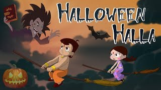 Chhota Bheem - Halloween Halla..