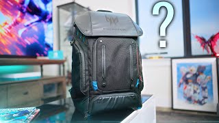 What's In My Gaming Tech Backpack?