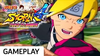 Boruto vs. Naruto - Naruto Shippuden: Ultimate Ninja Storm 4 - Road to Boruto Gameplay