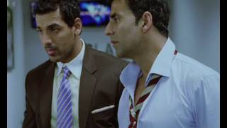 Crack the interview Akshay Style  - Desi Boyz