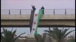 أغنية والله و محتاجك يا خي الثورة السورية .flv