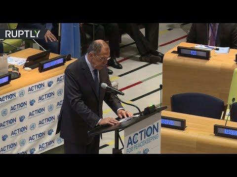 Заявление Лаврова по итогам заседания Генассамблеи ООН