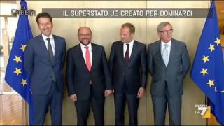 Il superstato UE creato per dominarci (Nessuno)