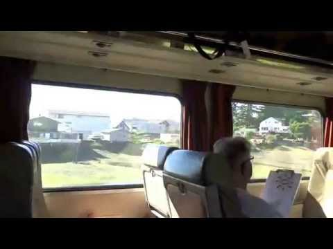 Portland Oregon-to-Vancouver BC by train-#3: Puget Sound in summertime 2015-06-08