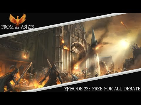 Ashes of Creation - From The Ashes | Episode 23: Free For All Debate