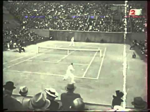 Budge vs Menzel (1938)