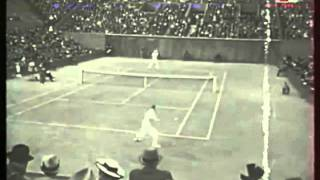 Budge vs Menzel (1938)