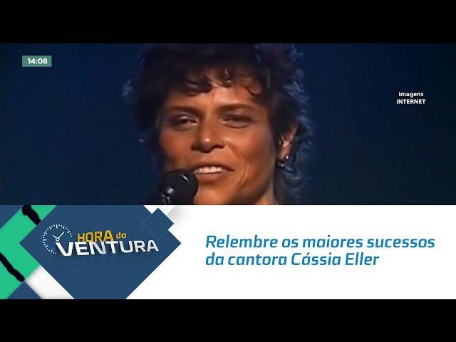 Relembre os maiores sucessos da cantora Cássia Eller