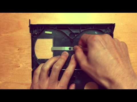How to Recycle VHS Cassettes / Tapes
