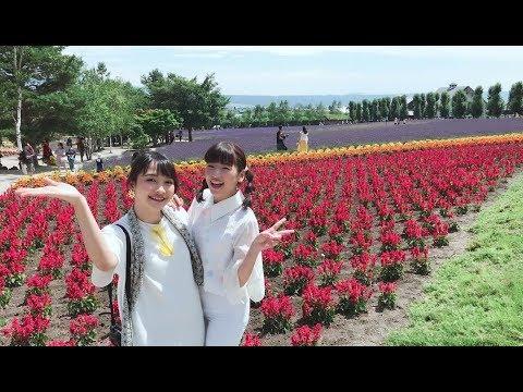 Haruka & Kinal di Hokkaido (ex JKT48)  Day 3