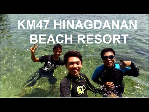 PHILIPPINE TRAVEL - KM47 HINAGDANAN BEACH RESORT - CATMON, CEBU